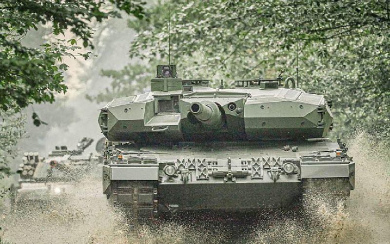 Pancerna piąstka polskiej armii
