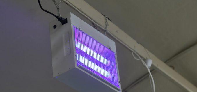 Wjaki sposób działa lampa owadobójcza?