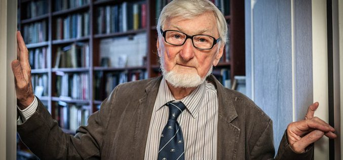 Prof.Walicki ogenerale Jaruzelskim