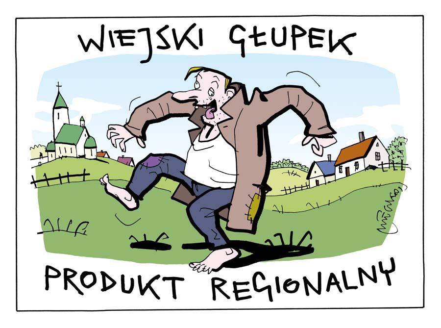 Rysunek A. Mleczki z PRZEGLĄDU nr 18/2021