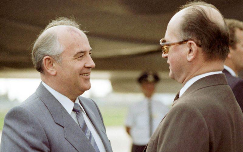 4 czerwca 1989: tajne porozumienie Kremla iBiałego Domu