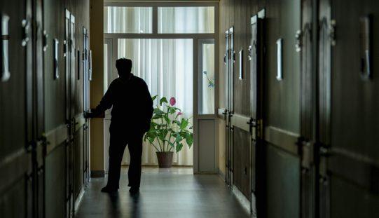 Wielka samotność wdomach opieki