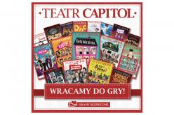 Warszawski Teatr Capitol wraca dogry