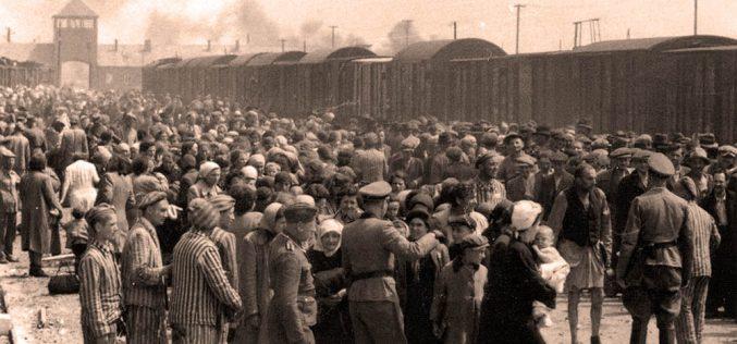 Stacja Auschwitz