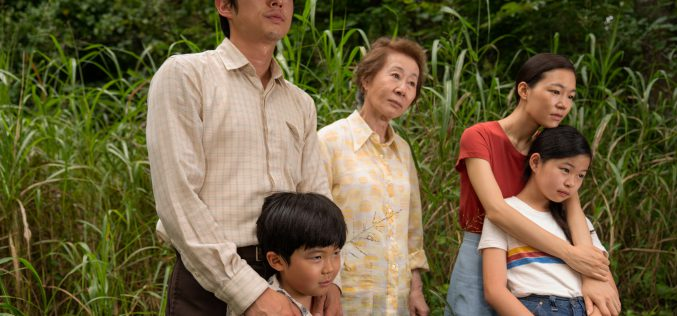 """Minari"" (reż. Lee Isaac Chung) wkinach od18 czerwca 2021 r."