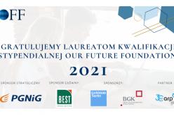 Laureaci jednego znajwiększych polskich programów stypendialnych, OFF 2021, zostali wybrani!