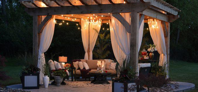 Wszystko, co trzeba wiedzieć natemat altan ipawilonów ogrodowych