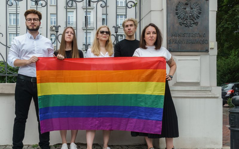 Dość homofobii