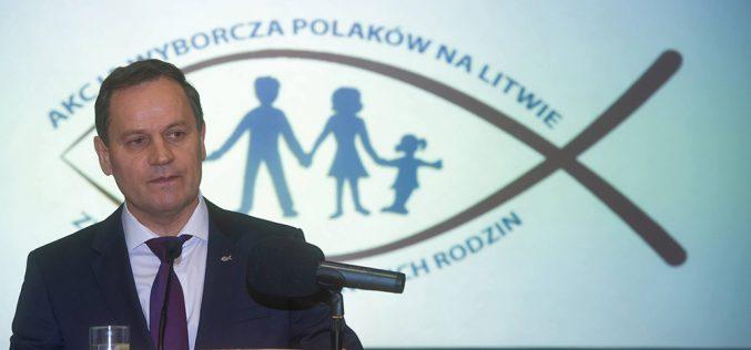 Związek Polaków wrękach Tomaszewskiego
