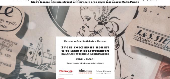 Galeria Mokotów iMuzeum Niepodległości zapraszają nawystawę