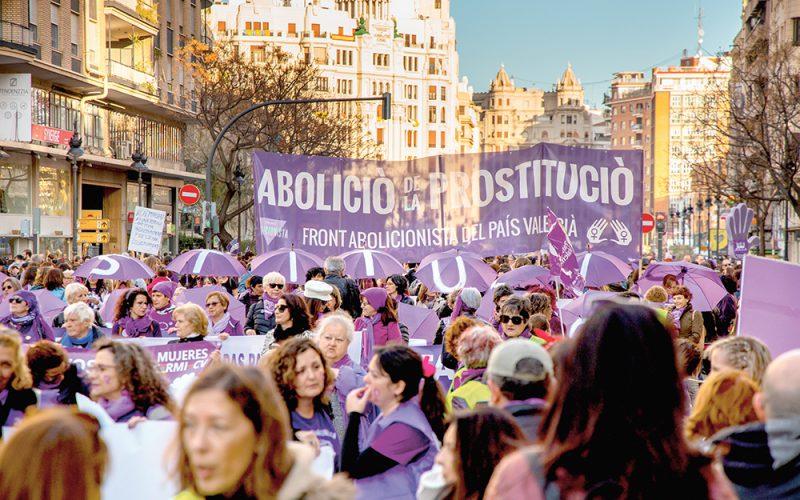 Hiszpania europejską stolicą prostytucji