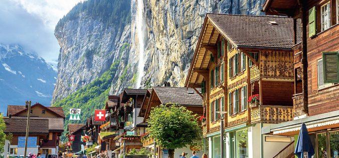 Szwajcaria – kraina stu dialektów