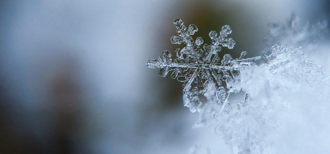 Śnieg napustyni Atakama