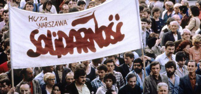 Solidarność, moja miłość