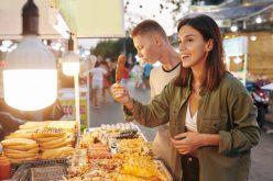 Street food wróżnych zakątkach świata