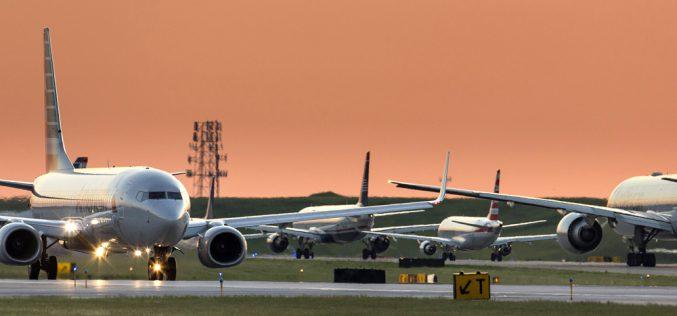Zielone kołowanie nalotniskach
