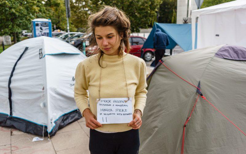 """List douchodźców: """"Nie traćcie nadziei"""""""