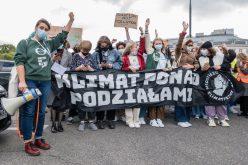 Zielony piątek – protesty klimatyczne młodych rozeszły się nacały świat