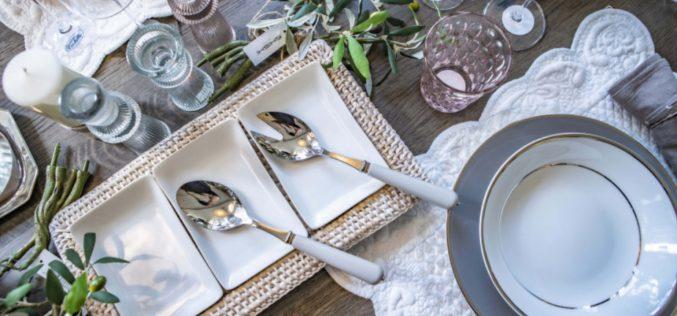Nietylkoobrus – jak nakryć stół naspecjalne okazje?