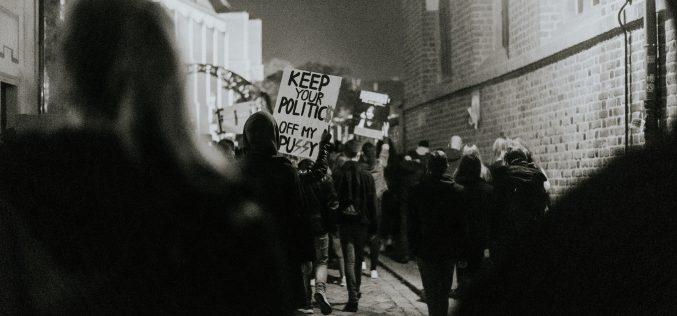 Protestujesz naulicy?