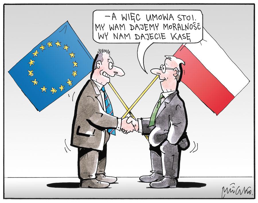 Rysunek A. Mleczki z PRZEGLĄDU nr 40/2021