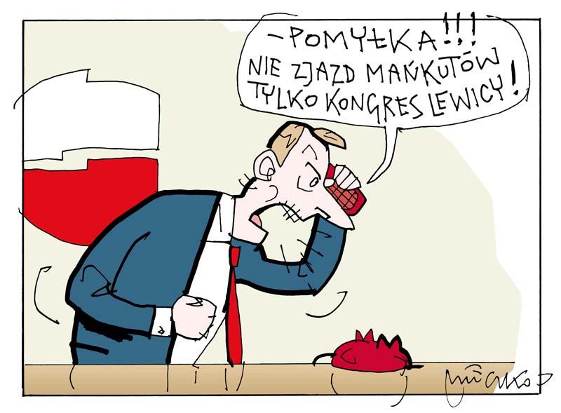 Rysunek A. Mleczki z PRZEGLĄDU nr 43/2021