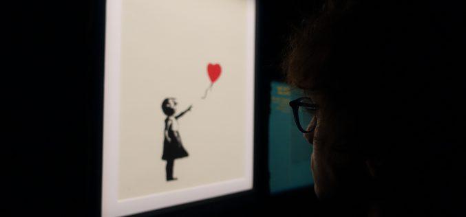 """""""Zniszczony"""" Banksy sprzedany"""